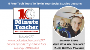 10 minute educator snapshot